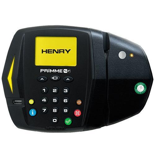 controle de acesso henry Primme SF Acesso Íris