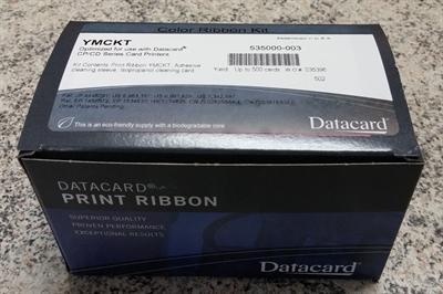 Ribbon Datacard para CD800 Código 535000-003