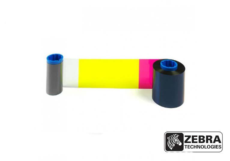 Ribbon Colorido Zebra - 800015-140 (200 impressões)