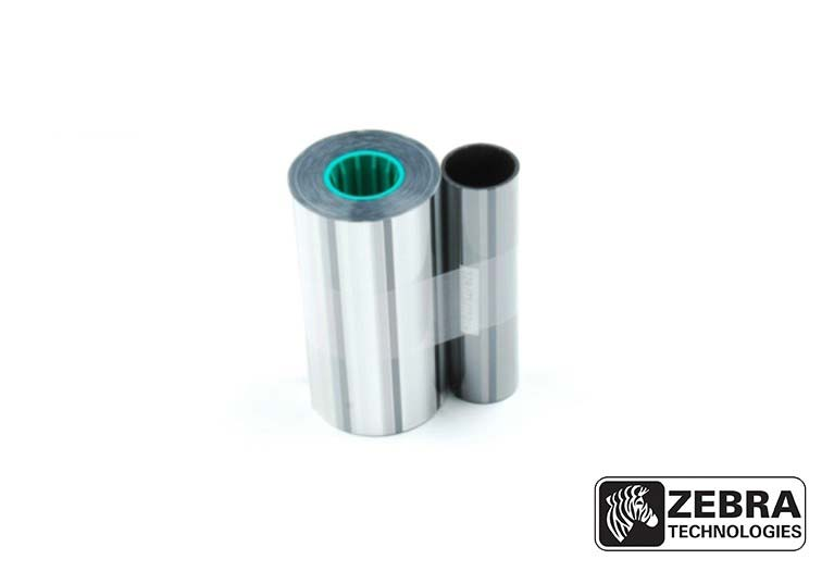 Ribbon Fita de Transferência Zebra - 800012-601 (1250 imagens)