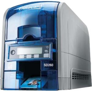 impressora sd260 uma face com gravador de chip