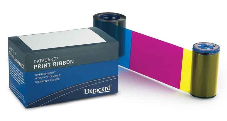 Ribbon YMCKT (500 impressões)