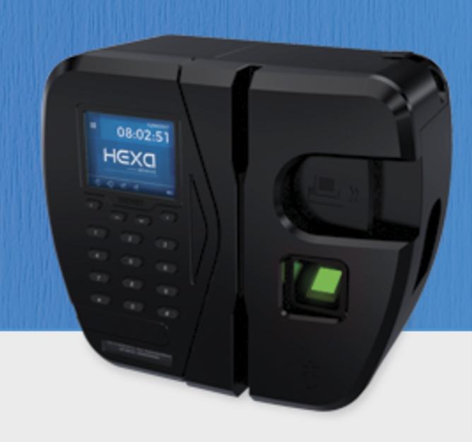 Relógio de ponto HEXA Advanced