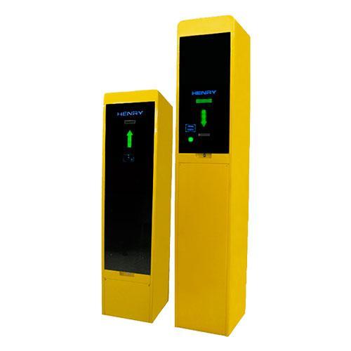 Controle de acesso para carro Estaciona Super