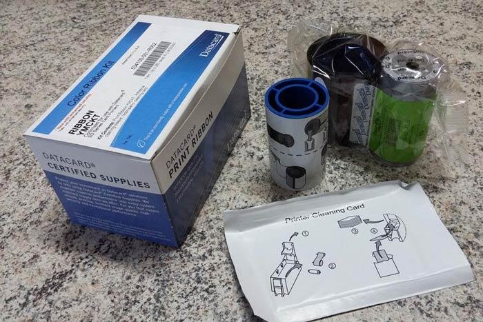 Ribbon para Impressora Datacard SD160 Código 534100-001