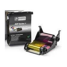 Ribbon Zebra YMCKO - 800011-140 (100 impressões)