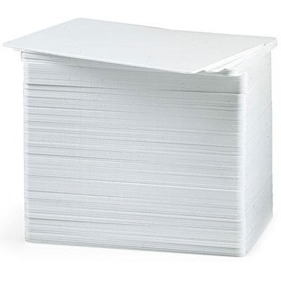cartão pvc em braco