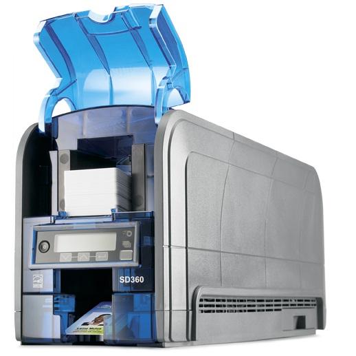 impressora sd360 duas faces