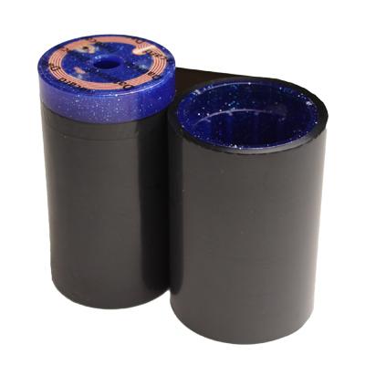 Ribbon monocromático preto 1500 impressões k