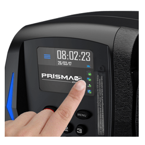 Relógio de ponto Prisma Advanced