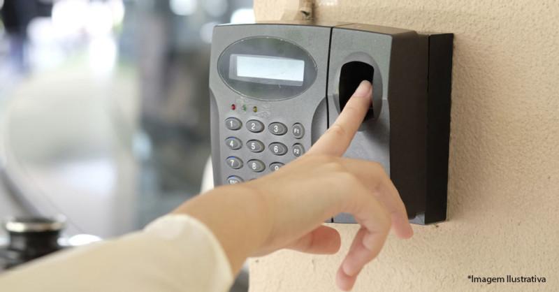 Boas práticas para utilização do leitor de biometria