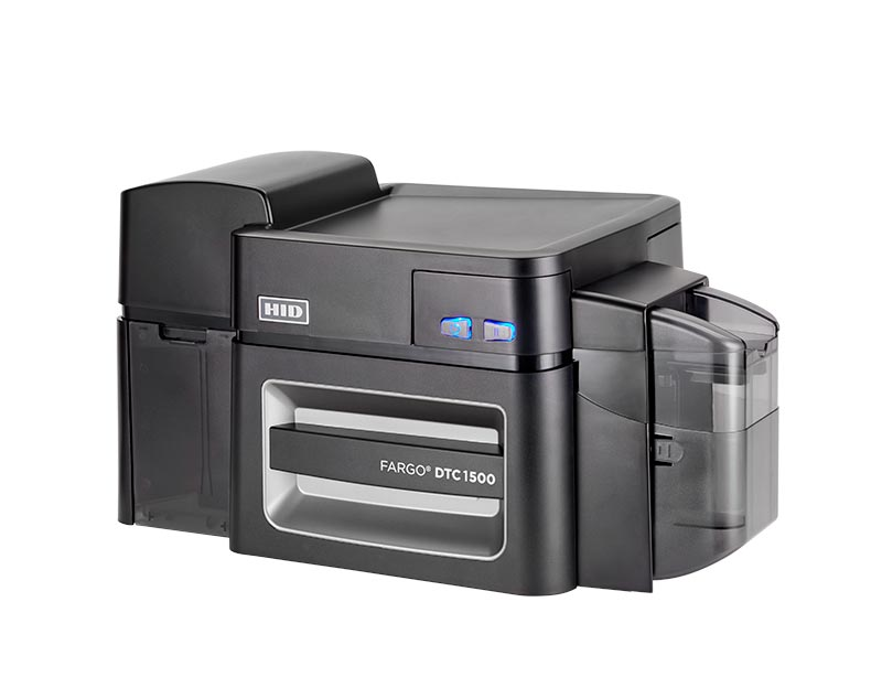 DTC1500 card printer