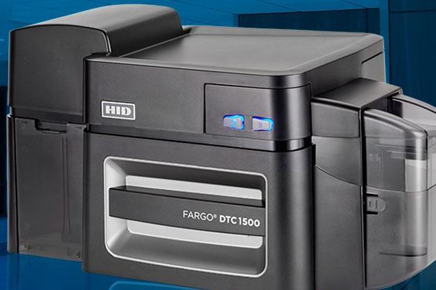 impressora de cartão para manutenção