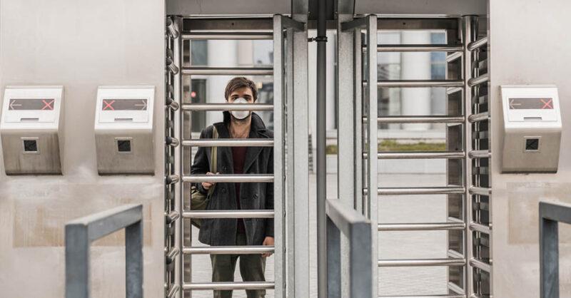 A importância do controle de acesso em tempos de pandemia