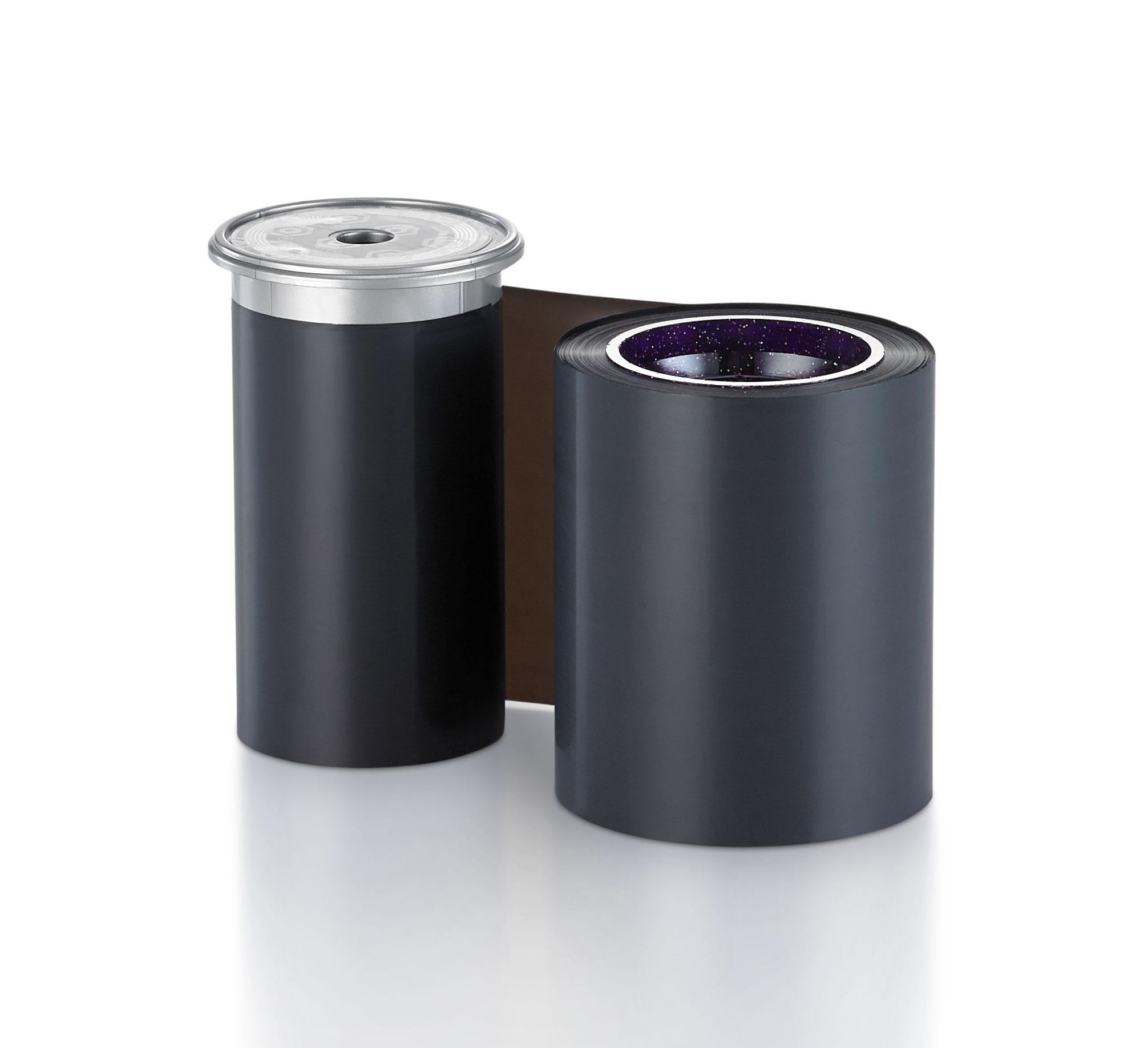 Ribbon Monocromático Preto - Sigma