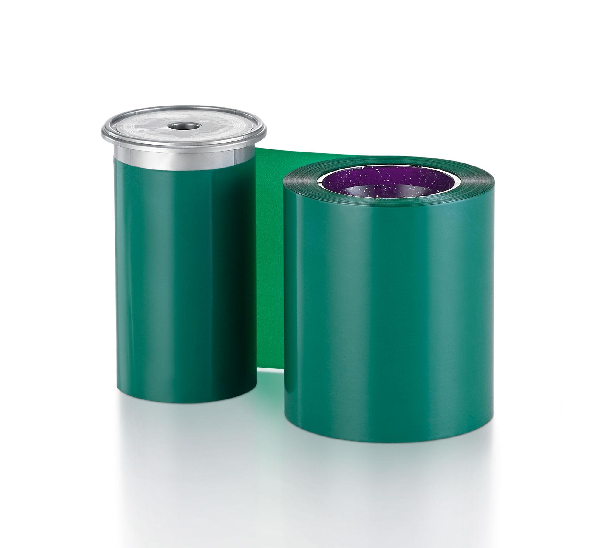 Ribbon Monocromático Verde - Sigma
