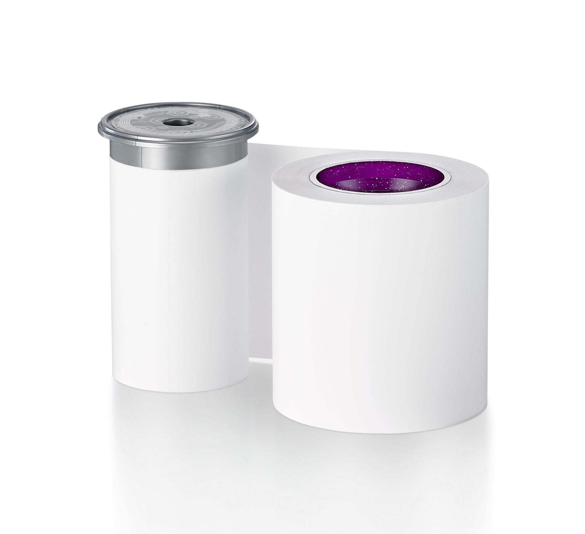 Ribbon Monocromático Branco - Sigma