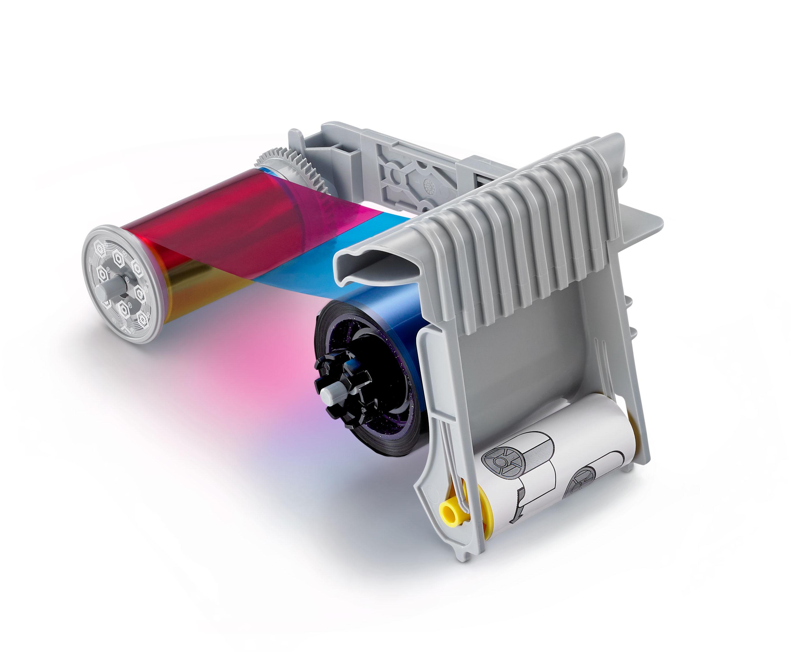 Cassete de fita colorida pré-preenchida - Sigma